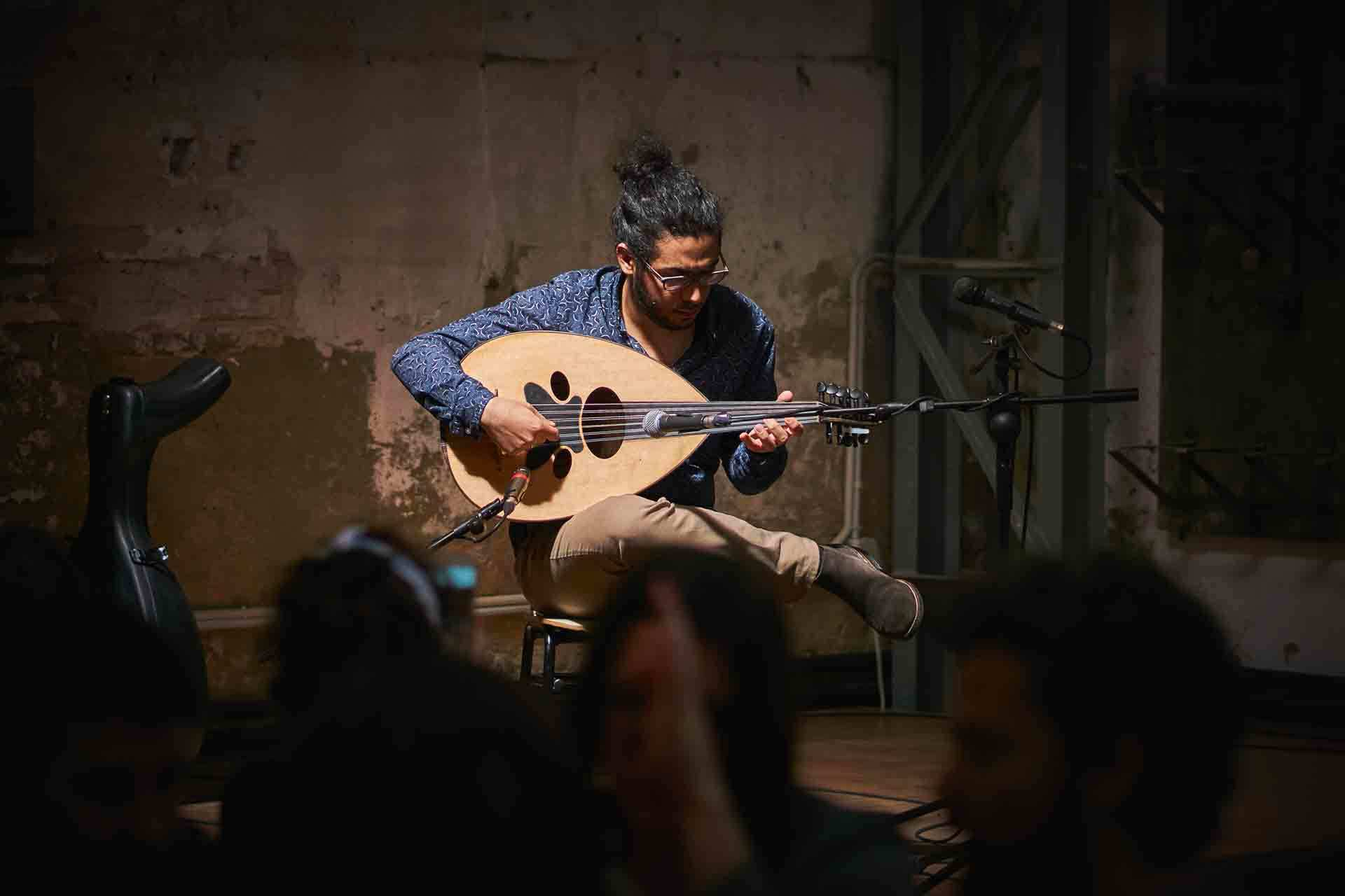 Mohannad Nasser + Milad Khawam + DJ Set (Reporté)