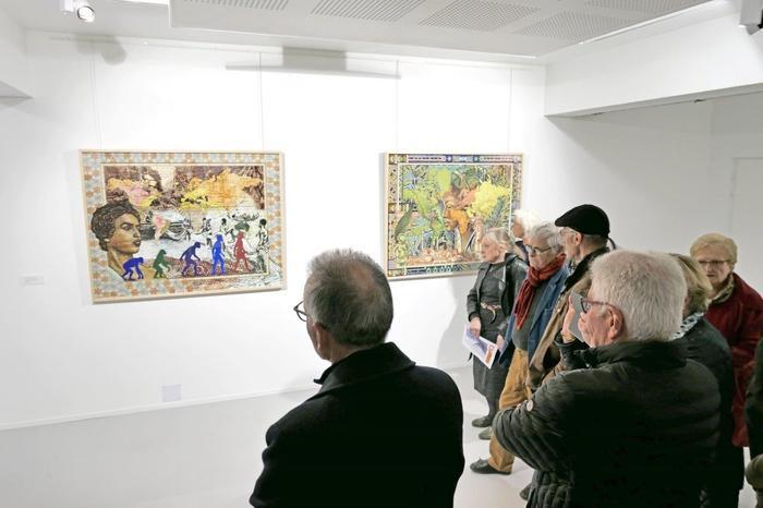 Nuit des musées 2019 -Visite commentée de l'exposition L'espoir