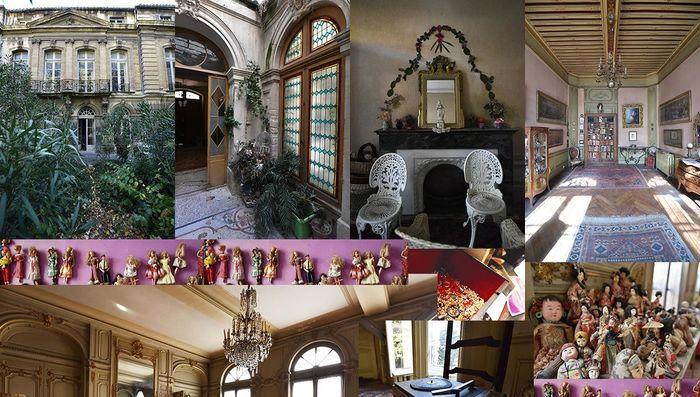 Journées du patrimoine 2019 - Ouverture exceptionnelle du Jardin de  l'Hôtel de Beaumont dit Hôtel Azémar