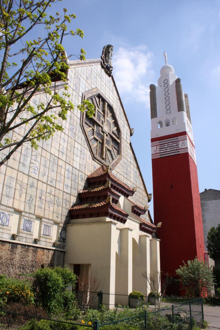Journées du patrimoine 2019 - Visite de l'église Notre-Dame-des-Missions