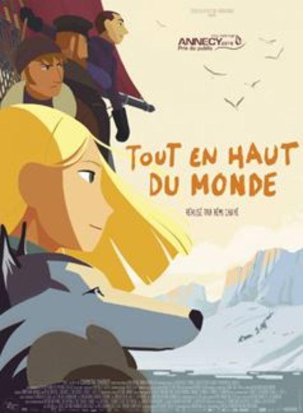 Nuit des musées 2019 -Projection d'un film de cinéma d'animation