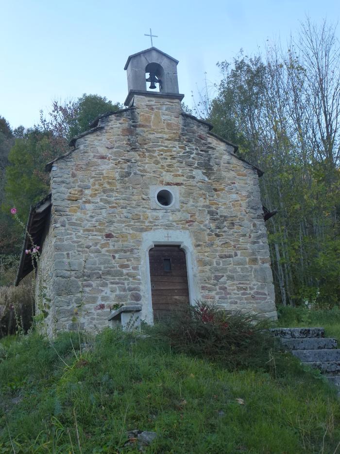 Journées du patrimoine 2019 - Circuit des chapelles : la chapelle de Ferrières