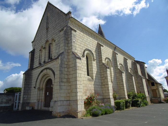 Journées du patrimoine 2019 - Visites libres ou guidées de l'église Saint-Denis de Cizay-la-Madeleine à l'occasion des Journées du Patrimoine le 21et 22 septembre 2019