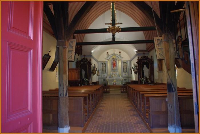Journées du patrimoine 2019 - Visite guidée de l'église Saint-Arnoult de Coulonges (XIIème siècle)