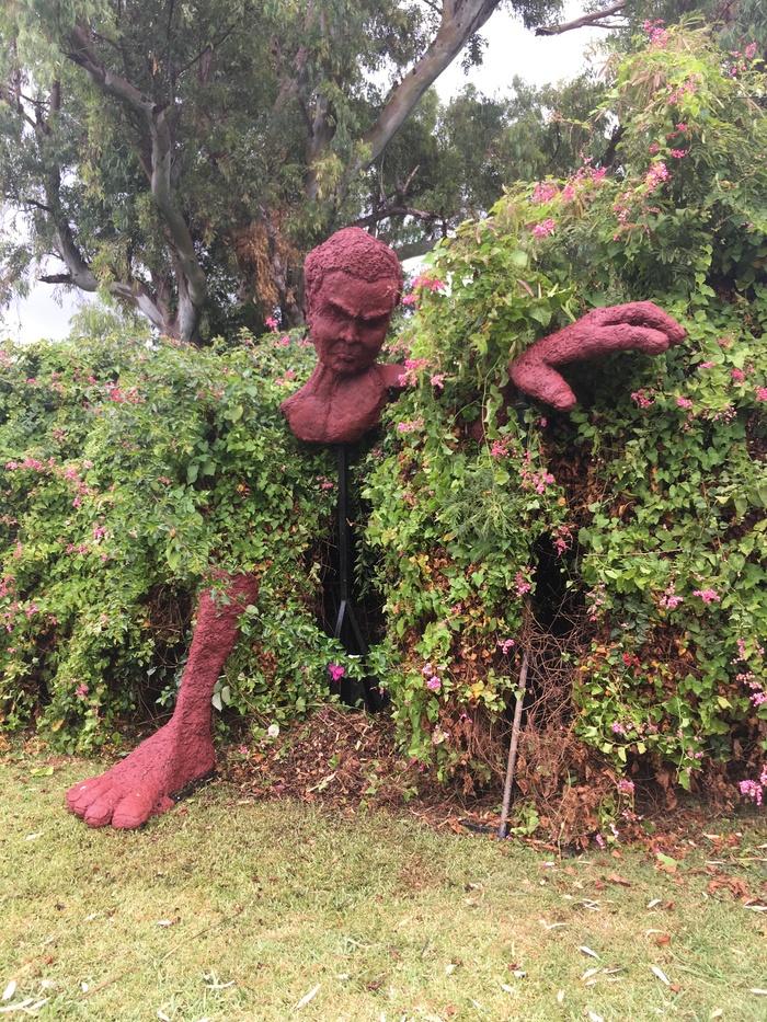 Nuit des musées 2019 -Parcours des sculptures