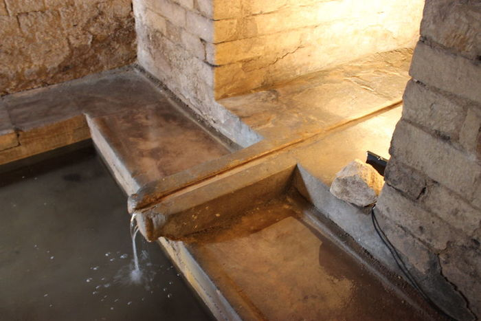 Journées du patrimoine 2020 - Fontaine de la Pissotte, la source cachée.