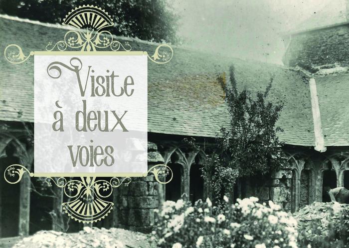Journées du patrimoine 2020 - Des routes romaines aux rails du Réseau breton, visites « à deux voies » de Carhaix