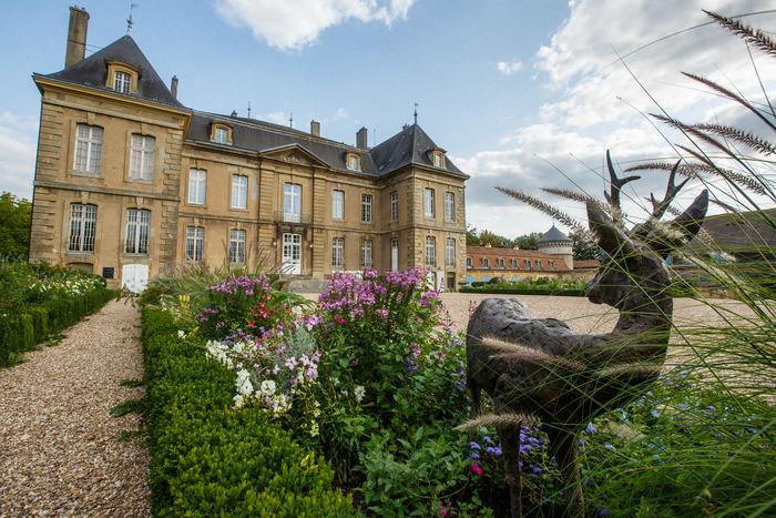 Journées du patrimoine 2020 - Visite libre du château de la Grange et du jardin des Prairiales