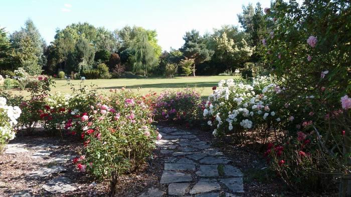Journées du patrimoine 2019 - Découverte de l'arboretum-parc floral