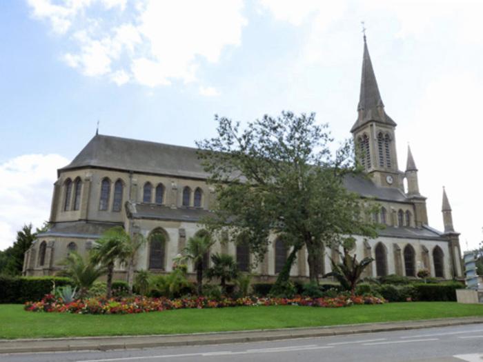 Journées du patrimoine 2020 - Visite guidée de l'église Saint-Louis