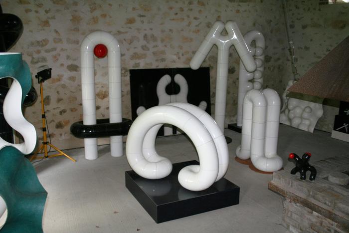 Journées du patrimoine 2020 - Sculpture monumentale : La démarche modulaire