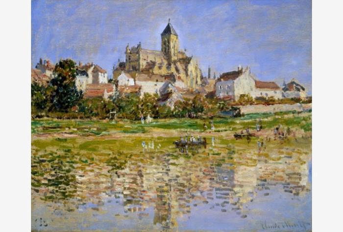 Journées du patrimoine 2019 - Ouverture de l'église de Vétheuil  au public.