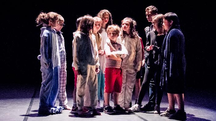 Cours de théâtre pour enfants de 6/10 ans