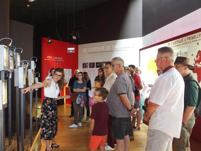 Journées du patrimoine 2020 - Annulé JEP - Visite guidée thématique du Musée de la Bataille de Fromelles