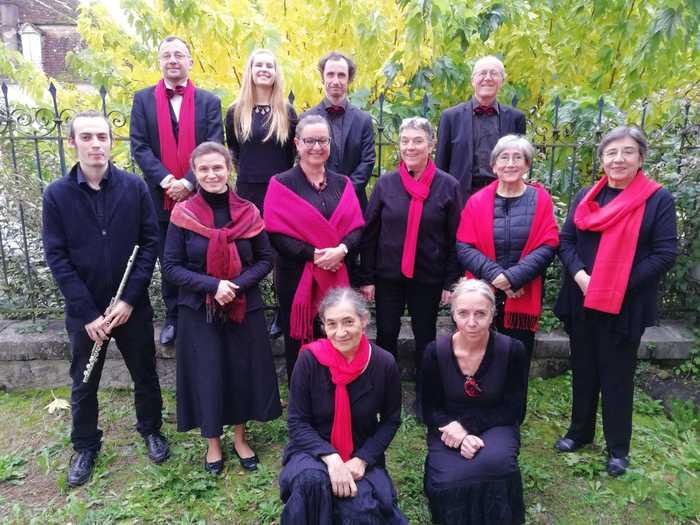Journées du patrimoine 2019 - Concert de musiques anciennes renaissances et baroques