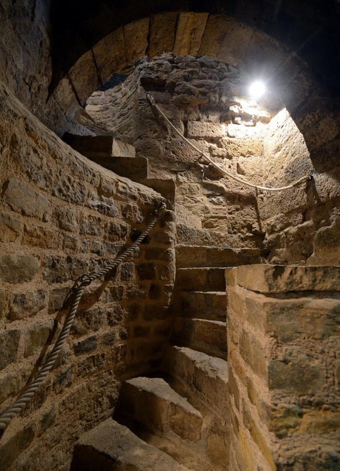 Journées du patrimoine 2020 - Visite de la forteresse de Châtel-sur-Moselle