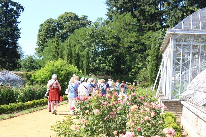 Journées du patrimoine 2019 - Visite guidée du Jardin Potager à Bonnétable