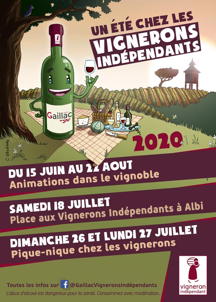 Albi, place(s) aux vignerons - 7ème édition
