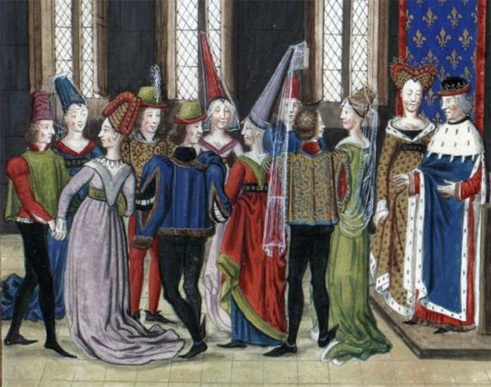 Journées du patrimoine 2019 - Démonstrations de danses du Moyen Âge et de la Renaissance