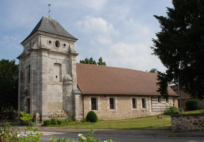 Journées du patrimoine 2020 - Visite guidée de l'église Saint-André