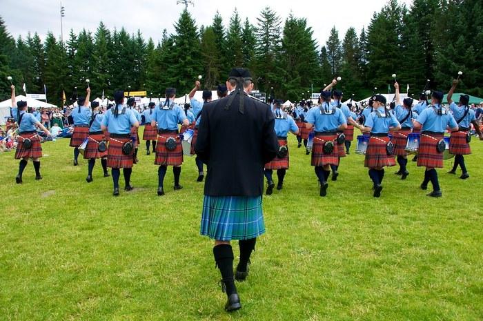 Journées du patrimoine 2019 - Highland Games