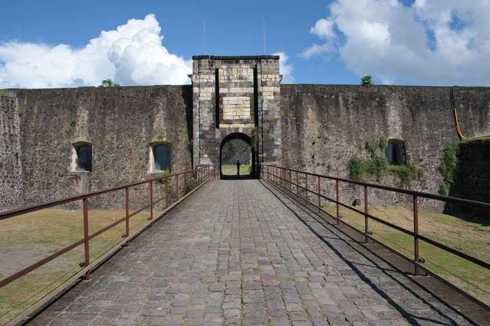 Journées du patrimoine 2020 - Visite-guidée du Fort Delgrès en partenariat avec le Conseil Départemental