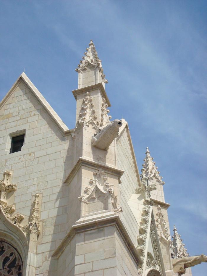 Journées du patrimoine 2020 - Visite de l'église, superbe édifice de style Gothique Flamboyant