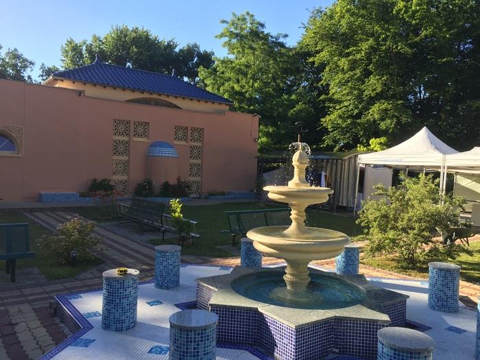 Journées du patrimoine 2019 - Visite de la mosquée Essalam