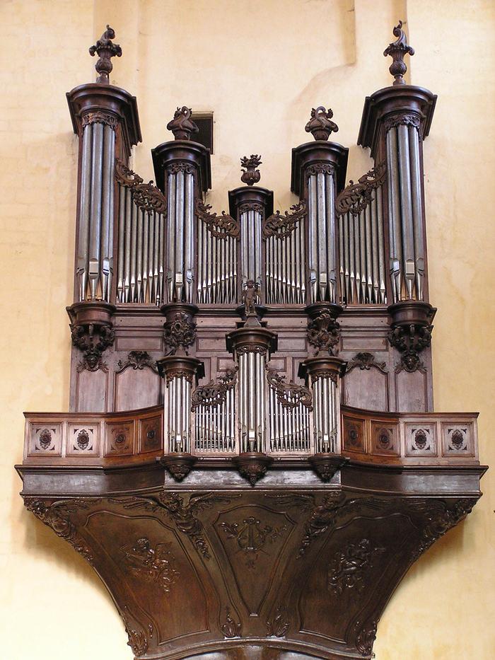 Journées du patrimoine 2020 - Accès commenté à la tribune de l'orgue de Sarlat