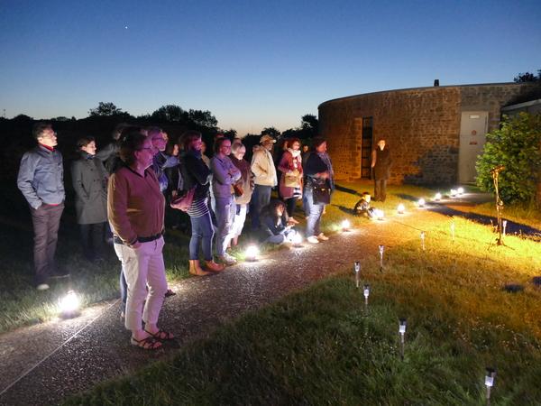 Nuit des musées 2019 -Visite nocturne de la forteresse