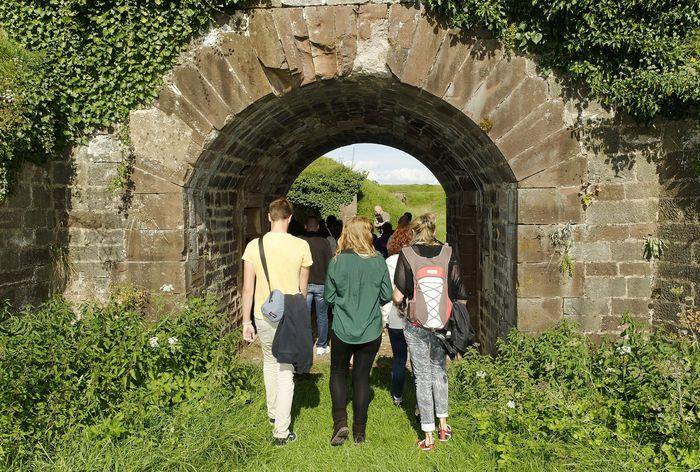 Journées du patrimoine 2019 - Visite de la Citadelle de Belfort