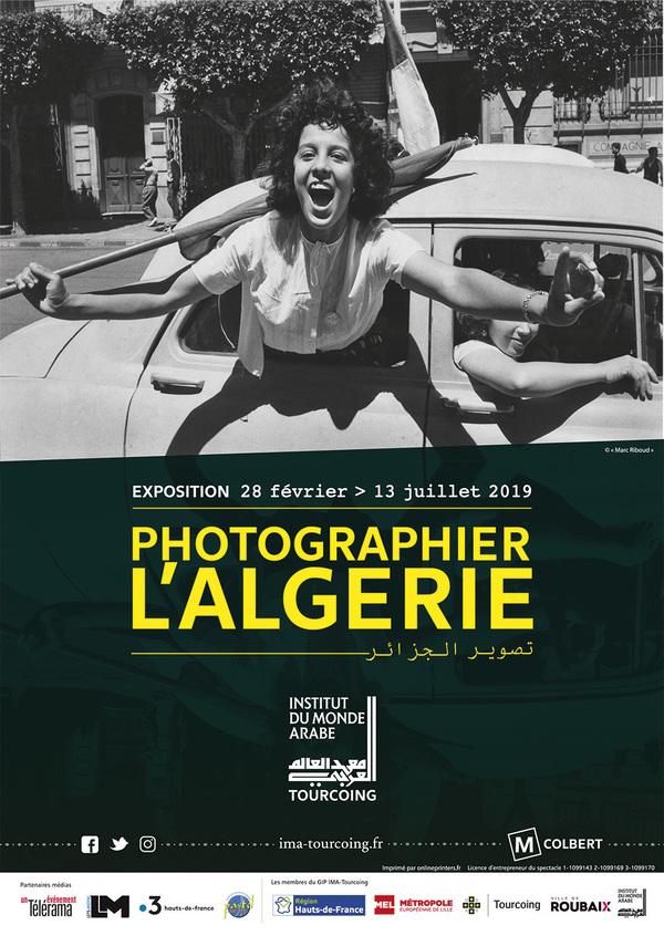 Nuit des musées 2019 -Photographier l'Algérie