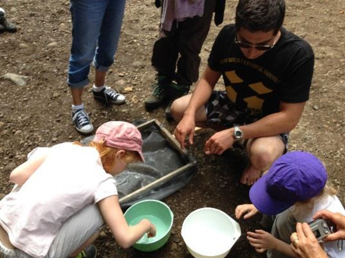 Journées du patrimoine 2020 - Ateliers Enfants - Les petites bêtes de la Cère et A la pêche aux écrevisses