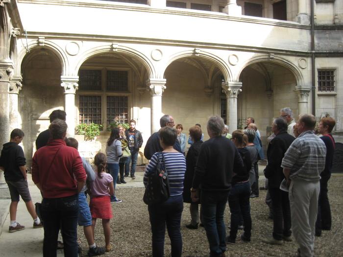 Journées du patrimoine 2019 - Visite guidée des expositions