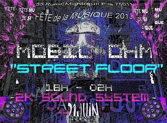 Fête de la musique 2019 - Mobil Ohm Street Floor