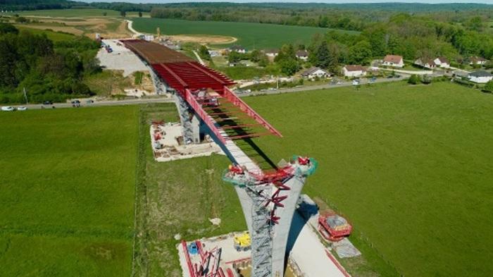 Journées du patrimoine 2019 - Visite du chantier de la déviation de Port-sur-Saône