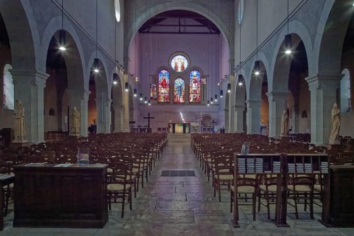Journées du patrimoine 2019 - Audition d'orgue à l'Église Sainte-Chantal de Dijon