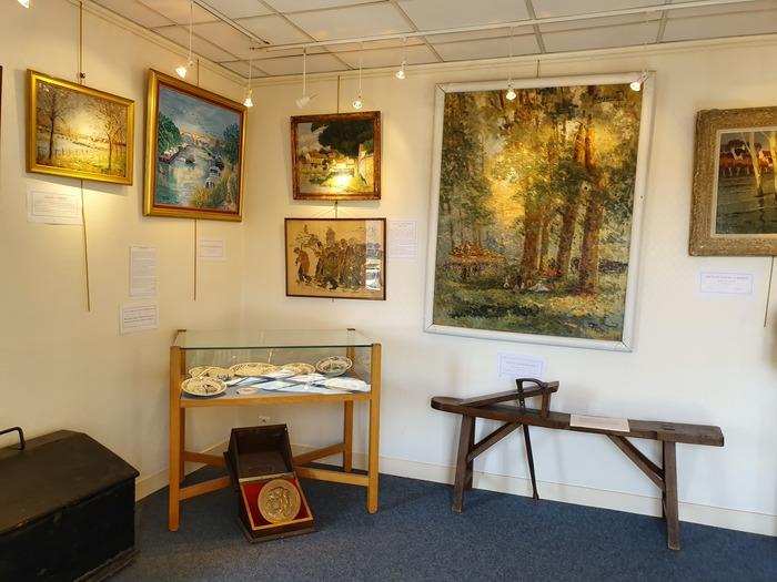 Journées du patrimoine 2019 - Exposition au Musée Municipal de Moret-sur-Loing