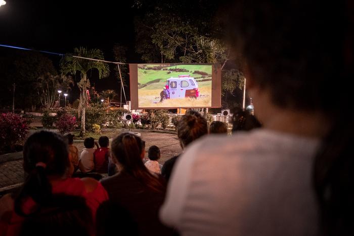 Journées du patrimoine 2020 - Ciné-cyclo sur la plage