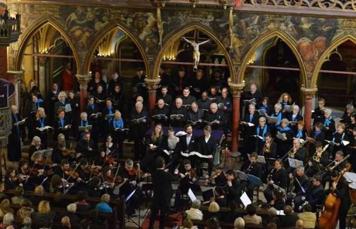 Journées du patrimoine 2020 - Concert de l'ensemble vocal Collegium Cantorum de Strasbourg