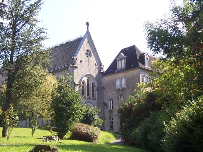 Journées du patrimoine 2019 - Château de Vaux-sur-Poligny