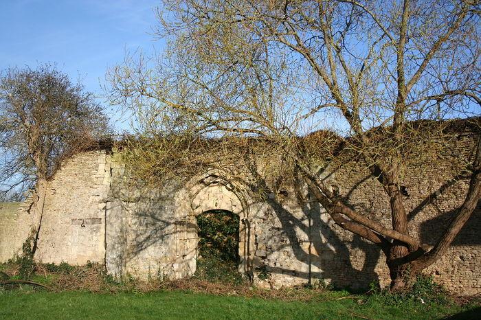 Journées du patrimoine 2019 - Visite libre pour découvrir la porte de la Chapelle Saint-Vincent