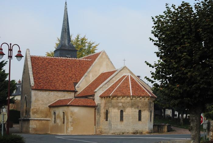 Journées du patrimoine 2019 - Saint-Martin de Garchy