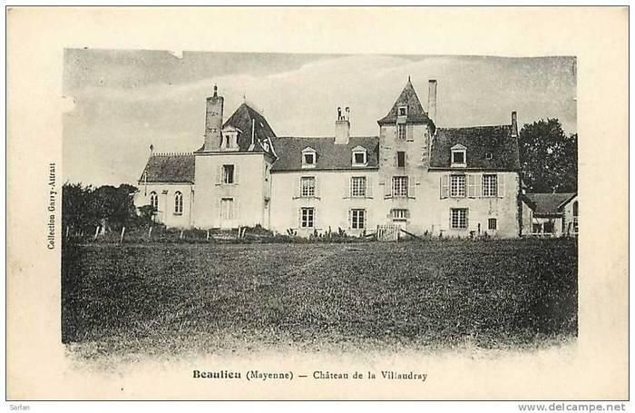 Journées du patrimoine 2019 - Decouverte du Château de la Villaudray oublié depuis 40 ans