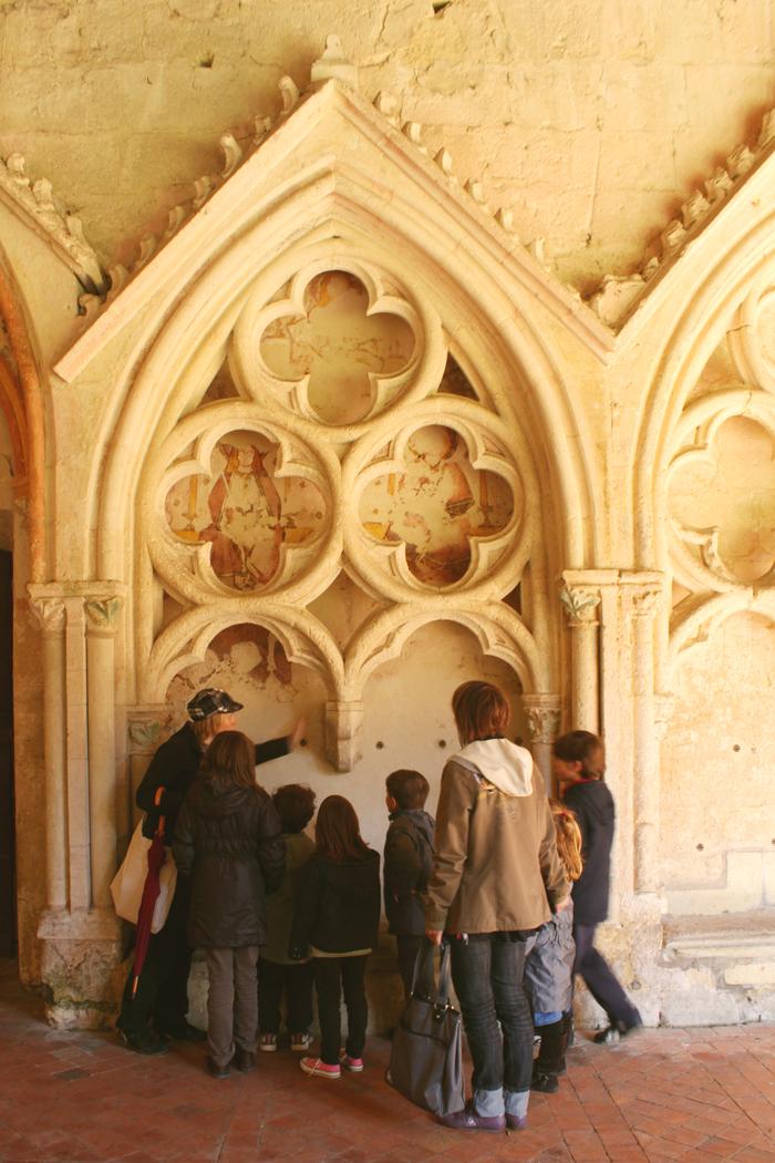 Journées du patrimoine 2020 - Visite :