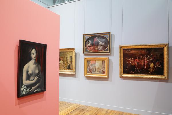 Nuit des musées 2019 -Six siècles de peinture, de Giotto à Corot - collection du musée des Beaux-arts