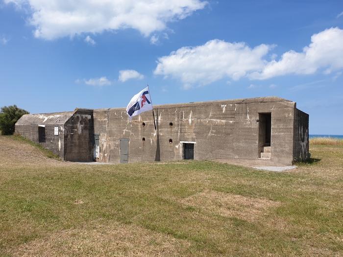 Journées du patrimoine 2019 - Visite libre des bunkers la pointe du Roc