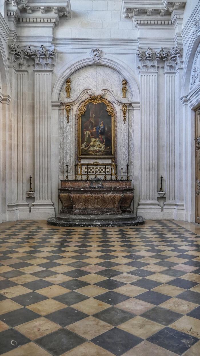 Journées du patrimoine 2019 - Visite libre de la Chapelle des Élus
