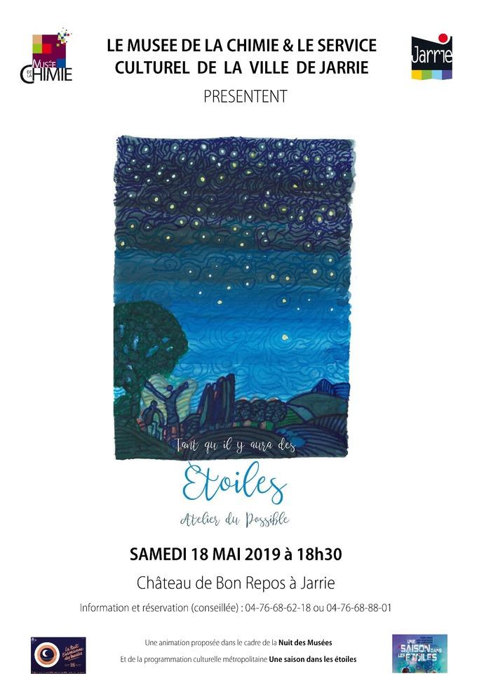 Nuit des musées 2019 -Tant qu'il y aura des étoiles