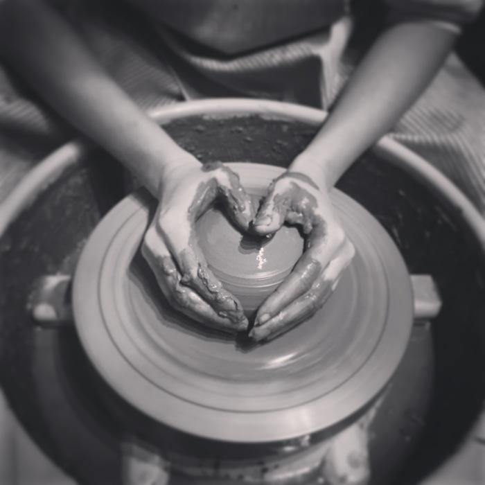 Journées du patrimoine 2019 - Démonstration de tournage de la terre et décoration sur céramique
